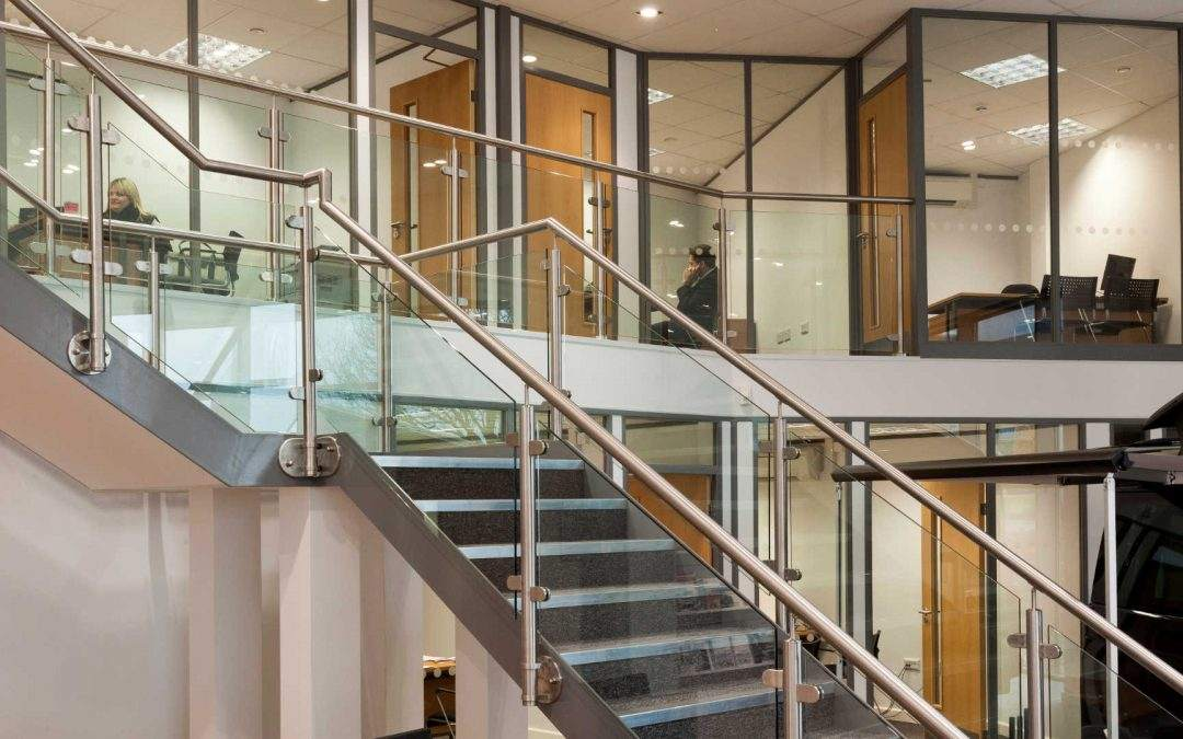 Mezzanine Floors – The Only Way Is Up!