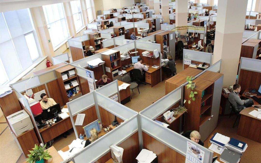 Office Space – To Partition, or not to Partition?